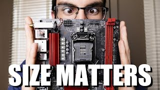 Choosing ITX? Here Are a Few Compromises
