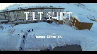 Tilt shift Gopro HD3 4k cinema - ORIGINAL-
