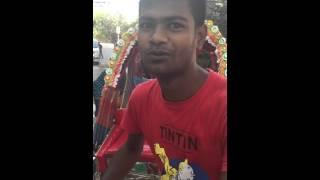 The Dhaka English-speaking Rickshawalla - Part 1