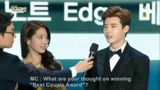 Lee Jong Suk & Park Shin Hye ~ Beautiful as You ~