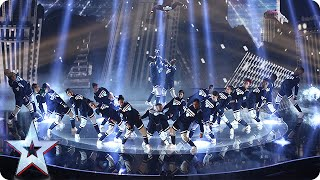 Will IMD Legion's super routine impress the Judges? | Semi-Final 3 | Britain's Got Talent 2015