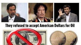 WARNING!! Watch The Petrodollar - Economic Collapse Closer Than You Think