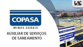 Curso online - COPASA MG