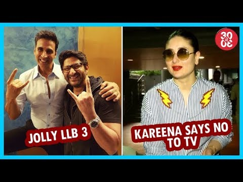 Xxx Mp4 Akshay Arshad To Star In 'Jolly LLB 3' Together Kareena Kapoor Says No To TV 3gp Sex