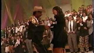 Banda Pequeños Musical - LA CHIQUILINA- 1995 -..mpg