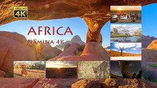 AFRICA - Namibia 4K (ULTRA HD)