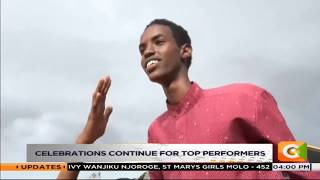 Celebrations continue for top KCPE performers