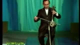 "Persian Music: ""Humayoun"" by Munes Sharifuv on Kamancheh"