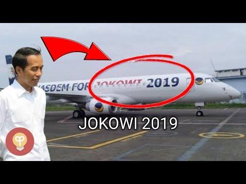 Xxx Mp4 Pesawat Bertuliskan Jokowi 2019 Ini Milik Pengusaha Indonesia Siapa Dia Jet Pribadi Orang Indonesia 3gp Sex