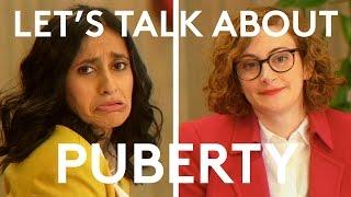 Puberty Tips with Aparna Nancherla and Jo Firestone