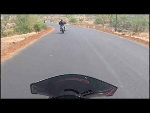 MALSHEJ GHAT BIKE RIDE ON PULSAR NS 200|FT.NAKED WOLVES MUMBAI|ACCIDENT HIGHWAY