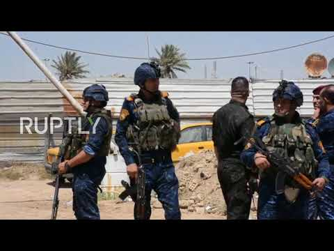 Xxx Mp4 Iraq High Security Presence After Militia Clashes In Baghdad 3gp Sex