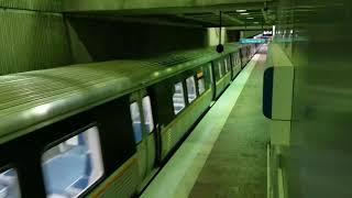 Metropolitan Atlanta Rapid Transit Authority (MARTA) Rail Runbys