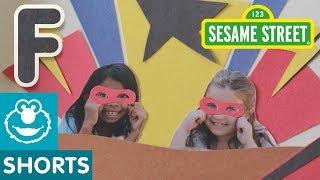 Sesame Street: F is for Friends
