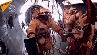 «L'ours blanc», un costume thermique pour les cosmonautes russes
