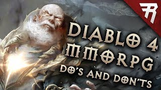 How to Make a Diablo 4 MMO Successful