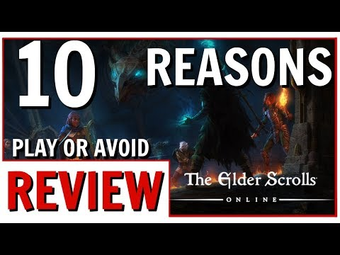 Xxx Mp4 10 Reasons To Play The Elder Scrolls Online ESO New Player Review 3gp Sex