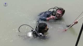 Padma Bridge Underwater Inspection 2015 & Sharif sarwar