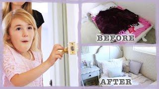 AMAZING BEDROOM MAKEOVER w/ Wendy Bellissimo