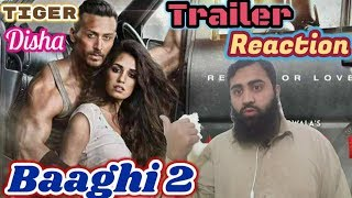 Pakistan React on Baaghi 2 Official Trailer | Tiger Shroff | Disha Patani | AS Reactions
