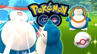 Relaxo-Raid, 3000 Kilometer & Niantic schaut YouTube-Videos | Pokémon GO Deutsch #355