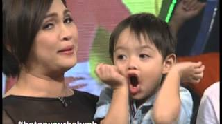 Ryan, Yohan & Lucho surprise Juday on Bet On Your Baby