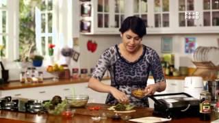 Walnut Olive Sandwich || Mummy Ka Magic | Amrita Raichand | Food Food