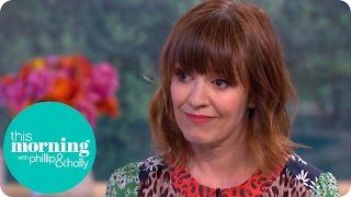 Emmerdale's Zoe Henry Praises the Sensitive Handling of Rhona's Rape | This Morning