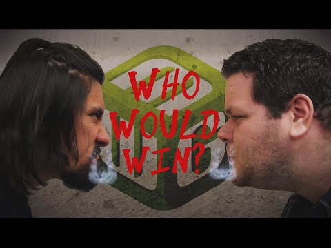 watch Knum vs Abbadon Warhammer 40k Battle Report - Who Would Win Ep 05