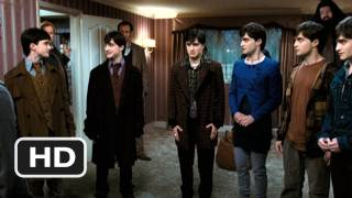 Harry Potter and the Deathly Hallows: Part 1 - Seven Harrys (2010) HD