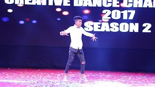 Mahesh Sharma || 2nd place || Solo || Creative Dance Championship || Season 2 || 2017 || India