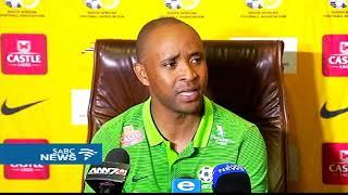 Player availability puts Bafana staff under pressure