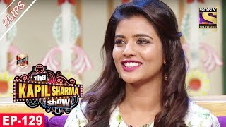Aishwarya Rajesh Teaches Tamil To Kapil - The Kapil Sharma Show - 20th August, 2017