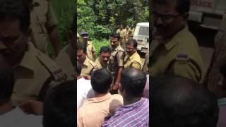 A Real KERALA POLICE