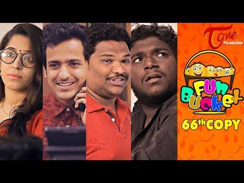 Fun Bucket 66th Copy Funny Videos by Harsha Annavarapu TeluguComedyWebSeries