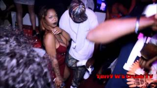 Ass popping everywhere during twerk contest.