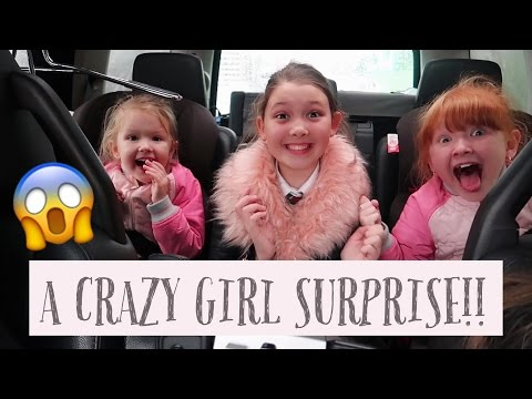 AFTER SCHOOL SURPRISE FOR 3 CRAZY GIRLS!!