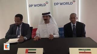 DP World CEO hints they