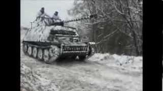 Marder 2 und Panzer.2 attack!