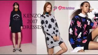KENZO 2017 Dresses #SenFarklısın