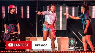 Girliyapa @ YouTube FanFest Mumbai 2018