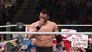 WWE 2K17 DLC Future Stars Pack : Austin Aries' Signatures, Finisher & New OMG Moment!