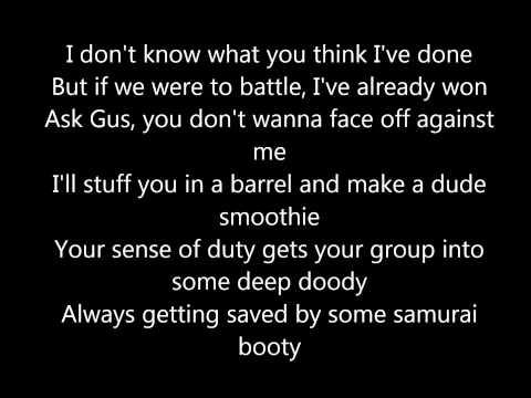 Best sexual rap lyrics