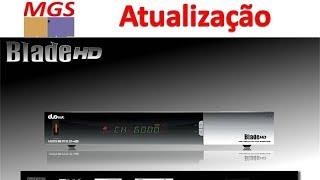 Atualização DuoSat Blade HD Antigo - 05/06/2017