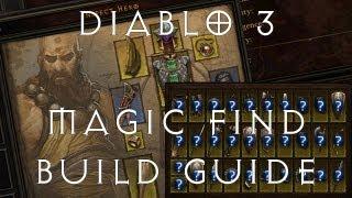 Diablo 3: Magic Find Build Guide - 300% MF 3mil Budget (1.0.5)