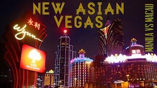 New Vegas Manila (Phillipines) VS Macau (China)