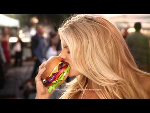 Carls Jr Charlotte McKinney All Natural  Too Hot For TV  Commercial Extended Cut