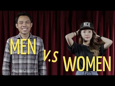 Xxx Mp4 Men Vs Women Ft Rachel Wong Amp Darryl Yong 3gp Sex