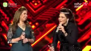 Arab Idol - أحلام والمشتركين - ميدلي - الحلقات المباشرة