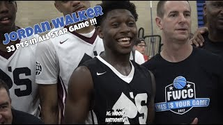 Jordan Walker Brings His ELITE Layup Package To White Plains ! - 33 Pts The EASY Way #JELLYFAM 🍇🍇
